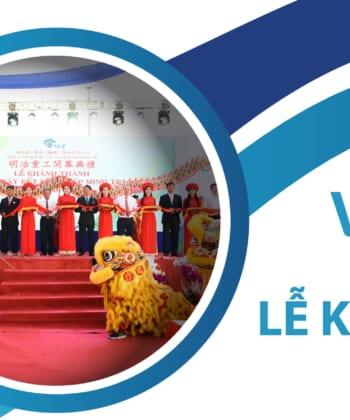 Tổ Chức Lễ Khánh Thành Chuyên Nghiệp Tại HCM, Hà Nội