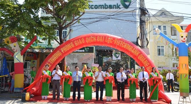 Công ty tổ chức lễ khai trương giá rẻ tại Quảng Nam | Khai trương Phòng giao dịch (PGD) Đại Lộc