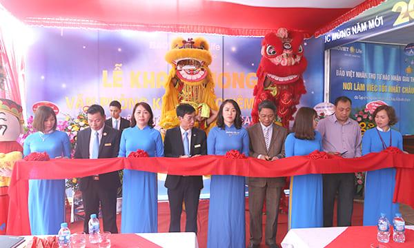 Công ty tổ chức lễ khai trương giá rẻ tại Tuyên Quang | Khai trương Văn phòng Khu vực Chiêm Hóa