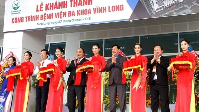 Công ty tổ chức lễ khánh thành giá rẻ tại Vĩnh Long | Khánh thành Bệnh viện đa khoa tỉnh Vĩnh Long
