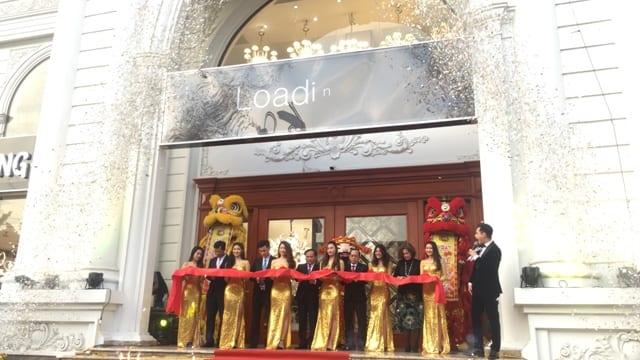 Công ty tổ chức lễ khai trương giá rẻ tại Vĩnh Phúc I Khai trương showroom nội thất Kết Hiền