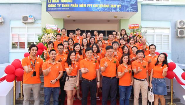 Công ty tổ chức lễ khai trương giá rẻ tại Quảng Nam | Khai trương chi nhánh nhà Phần mềm tại TP Tam Kỳ
