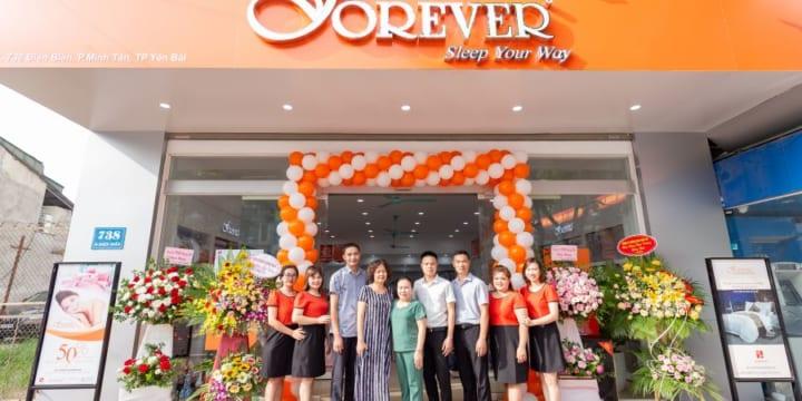 Công ty tổ chức lễ khai trương giá rẻ tại Yên Bái I Khai trương Cửa hàng FOREVER