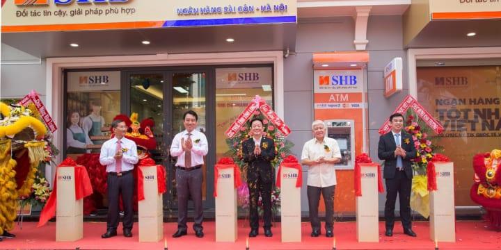 Công ty tổ chức lễ khai trương giá rẻ tại Vĩnh Long I SHB khai trương chi nhánh mới tại Vĩnh Long