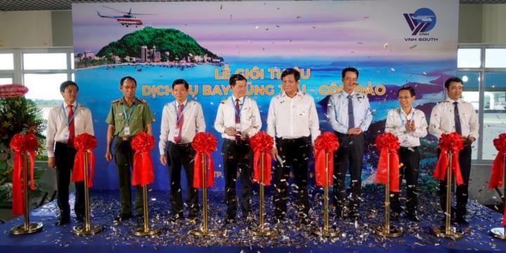 Công ty tổ chức lễ khai trương giá rẻ tại Bà Rịa- Vũng Tàu I Lễ khai trương đường bay Vũng Tàu – Côn Đảo