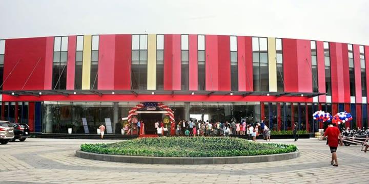 Công ty tổ chức lễ khánh thành chuyên nghiệp tại Quảng Ngãi | Khánh thành khối nhà điều hành trung tâm IEC Quảng Ngãi