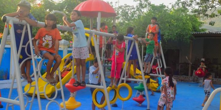 Tổ chức lễ khánh thành tại Khánh Hòa | KHÁNH THÀNH CÔNG TRÌNH THANH NIÊN TẠI KHÁNH HÒA