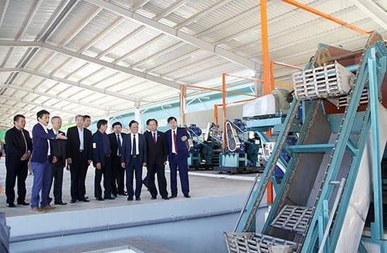Tổ chức lễ khánh thành chuyên nghiệp tại Sơn La | Khánh thành Nhà máy chế biến cao su Sơn La