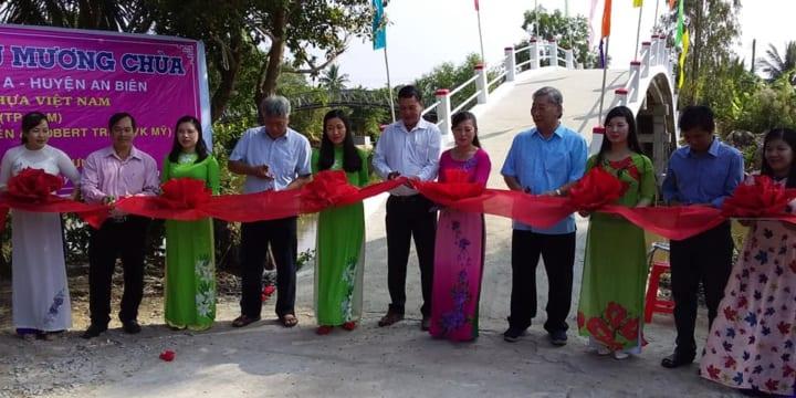 Tổ chức lễ khánh thành tại Kiên Giang | Lễ Khánh thành cầu Mương Chùa
