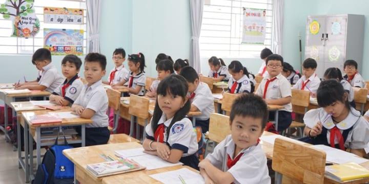 Công ty tổ chức lễ khánh thành chuyên nghiệp tại TP Hồ Chí Minh | Quận 4, TP.HCM khánh thành 2 ngôi trường mới