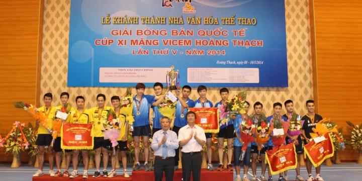 Công ty tổ chức lễ khánh thành chuyên nghiệp tại Hải Dương   Khánh thành nhà văn hóa thể thao tỉnh Hải Dương