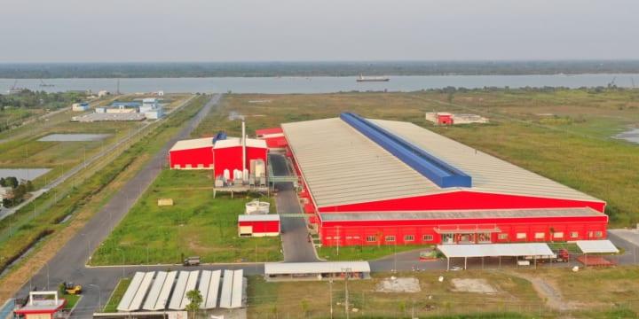 Công ty tổ chức lễ khánh thành chuyên nghiệp tại Hậu Giang | Khánh thành nhà máy nước giải khát Number One Hậu Giang
