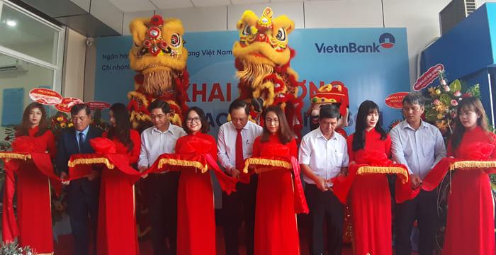 Tổ chức lễ khai trương tại Ninh Thuận | Khai trương Phòng Giao dịch Ninh Sơn