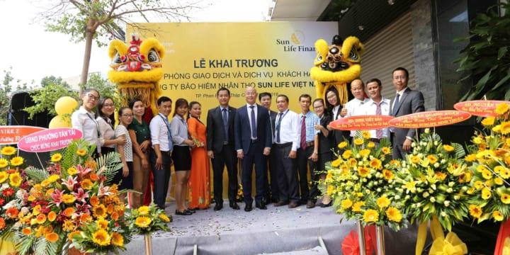 Tổ chức lễ khai trương tại Ninh Thuận | Khai trương Văn phòng Giao dịch và Dịch vụ Khách hàng