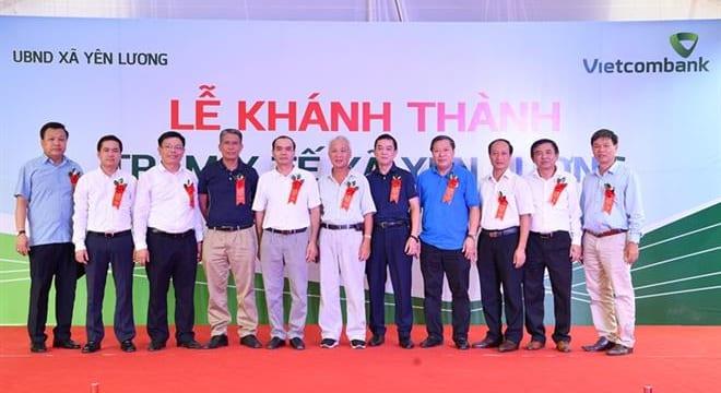 Tổ chức lễ khánh thành tại Phú Yên | Lễ khánh thành Trạm y tế xã Yên Lương