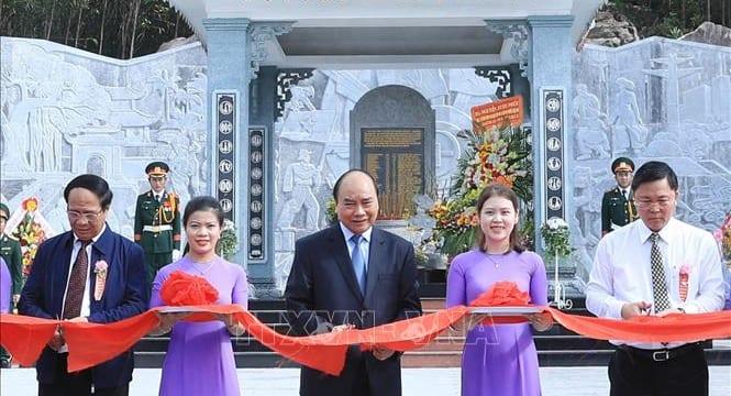 Công ty tổ chức lễ khánh thành giá rẻ tại Quảng Nam | Khánh thành Đền thờ Liệt sỹ
