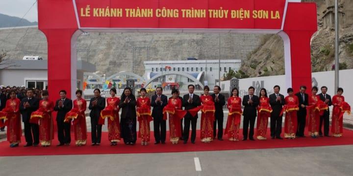 Công ty tổ chức lễ khánh thành chuyên nghiệp tại Sơn La | Khánh thành công trình Thủy điện Sơn La