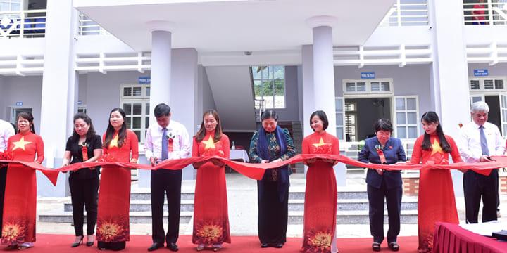 Công ty tổ chức lễ khánh thành chuyên nghiệp tại Sơn La | Khánh thành trạm y tế xã Xuân Nha, Sơn La