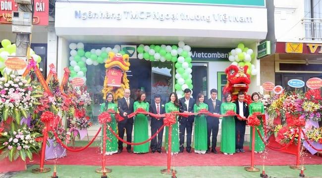 Công ty tổ chức lễ khai trương giá rẻ tại Lào Cai I Khai trương Vietcombank