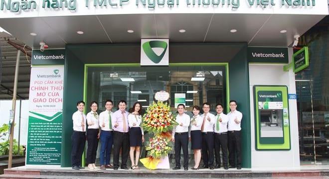Tổ chức lễ khai trương tại Phú Thọ | Khai trương Phòng giao dịch (PGD) Cẩm Khê