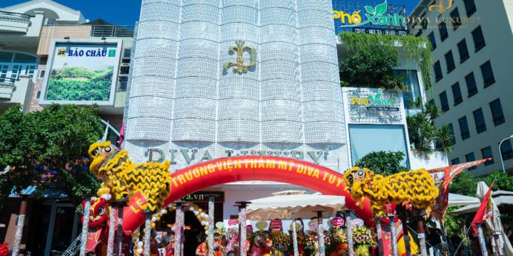 Công ty tổ chức lễ khai trương giá rẻ tại Phú Yên I Khai trương Viện thẩm mỹ DIVA