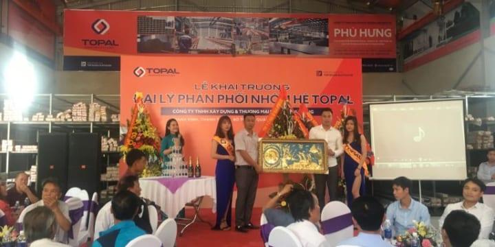 Công ty tổ chức lễ khai trương giá rẻ tại Quảng Bình I Khai trương Đại lý phân phối Phú Hưng