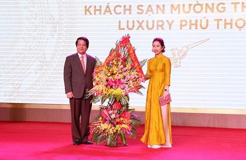 Tổ chức lễ khai trương tại Phú Thọ | Khai trương khách sạn Mường Thanh Luxury Phú Thọ