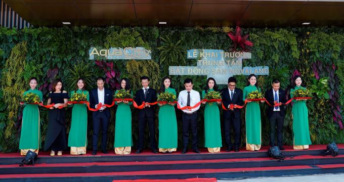 Công ty tổ chức lễ khai trương giá rẻ tại Đồng Nai I Khai trương Trung tâm BĐS Novaland