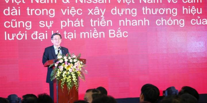 Công ty tổ chức lễ khai trương giá rẻ tại Lào Cai I Khai trương đại lý Nissan 3S
