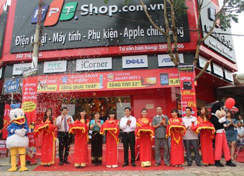 Công ty tổ chức lễ khai trương giá rẻ tại Lai Châu I Khai trương FPT Shop