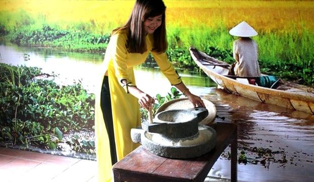 Tổ chức lễ khai trương tại Huế | Khai trương nhà trưng bày nông cụ Thanh Toàn