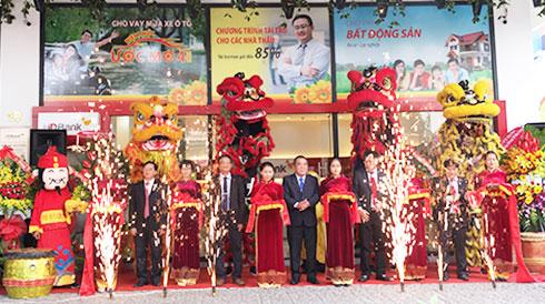 Công ty tổ chức lễ Khai trương giá rẻ tại Thái Nguyên I Lễ khai trương HDBank chi nhánh Thái Nguyên