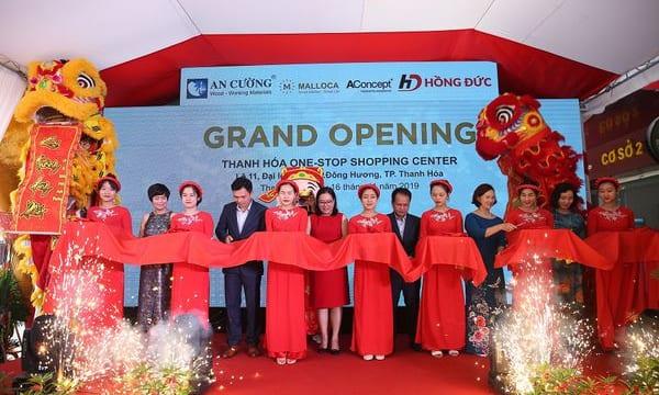 Công ty tổ chức lễ khai trương chuyên nghiệp tại Thanh Hóa I Lễ khai trươngshowroom nội thất Thanh Hóa