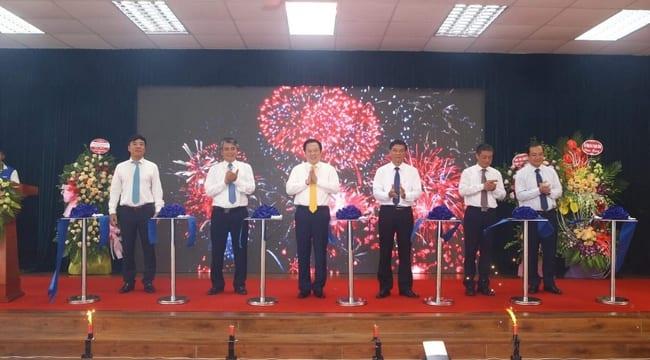 Công ty tổ chức lễ khánh thành giá rẻ tại Bắc Ninh IKhánh thành nhà máy sản xuất sợi quang