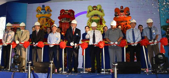 Công ty tổ chức lễ khánh thành giá rẻ tại Bình ĐịnhI Khánh thành nhà máy điện mặt trời