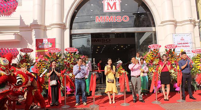 Công ty tổ chức lễ khai trương giá rẻ tại An Giang I Lễ khai trương cửa hàng tiện ích Miniso tại TP Long Xuyên An Giang