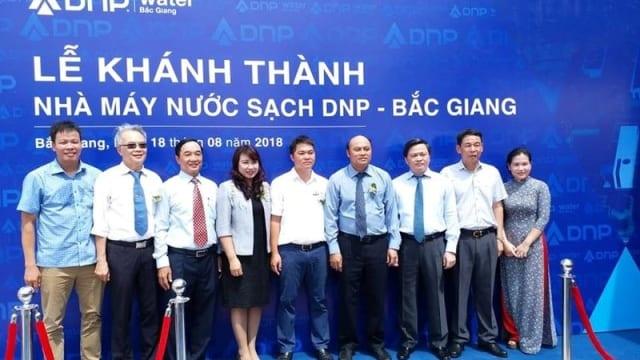 Công ty tổ chức lễ khánh thành giá rẻ tại Bắc Giang I Lễ khánh thành nhà máy DNP Bắc Giang