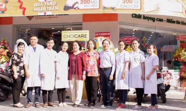 Công ty tổ chức lễ khai trương giá rẻ tại An Giang I Lễ khai trương Nhà thuốc Trung Sơn An Giang