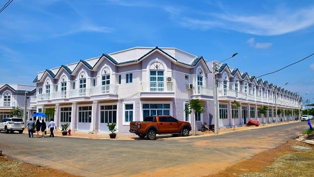 Tổ chức lễ khánh thành giá rẻ tại Bình ThuậnI Khánh thành cụm nhà ở xã hội tại KCN Hàm Kiệm I
