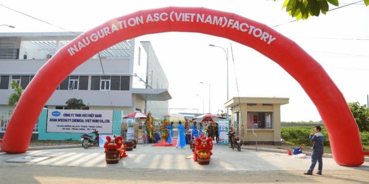 Công ty tổ chức lễ khánh thành chuyên nghiệp tại KCN An Định, Vĩnh Long