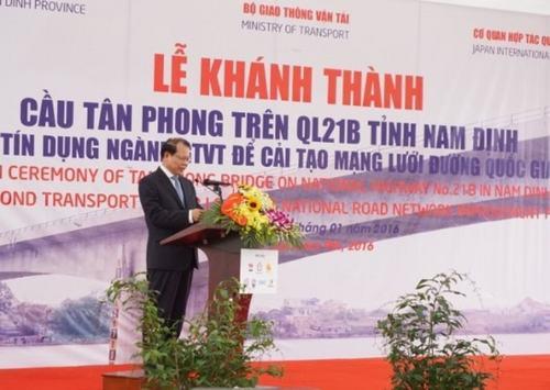 Công ty tổ chức lễ khánh thành giá rẻ tại Nam Định| Khánh thành cầu Tân Phong Nam Định