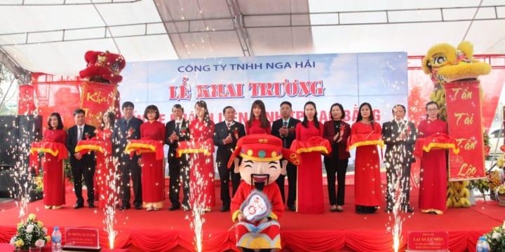 Tổ chức lễ khai trương giá rẻ tại Cao BằngIKhai trương Bến xe liên tỉnh Cao Bằng