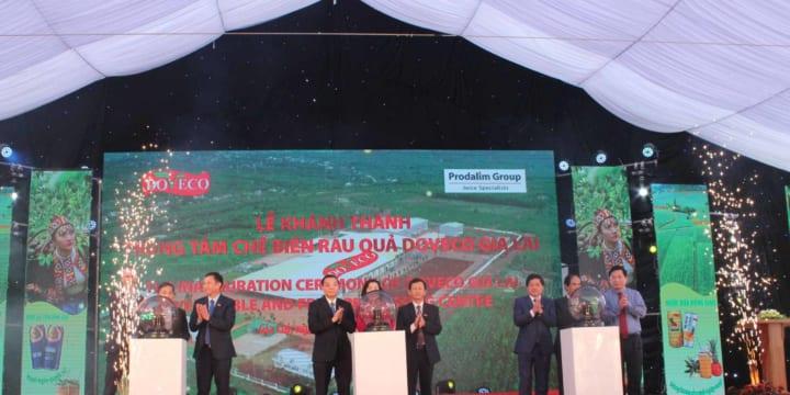 Công ty tổ chức lễ khánh thành giá rẻ tại Gia Lai I Khánh thành Công ty CP Đồng Giao