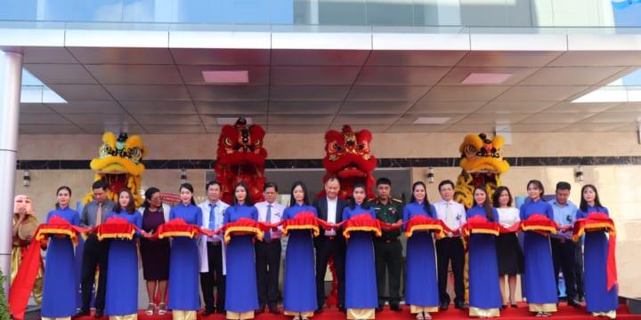 Công ty tổ chức lễ khánh thành giá rẻ tại Nha Trang| Bệnh viện 22-12 khánh thành khu khám và điều trị mới