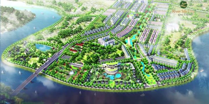 Công ty tổ chức lễ khánh thành giá rẻ tại Hà Nam I Lễ khánh thành dự án River Silk City