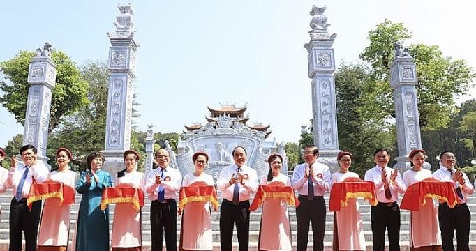 Công ty tổ chức lễ khánh thành giá rẻ tại Nghệ An| Khánh thành Đền Chung Sơn