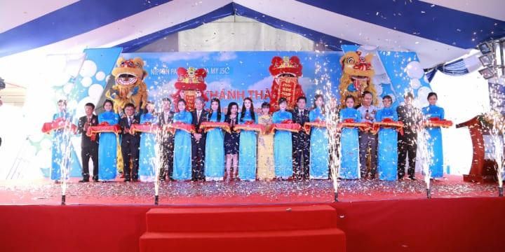 Công ty tổ chức lễ khánh thành chuyên nghiệp tại KCN Bình Xuyên, Vĩnh Phúc