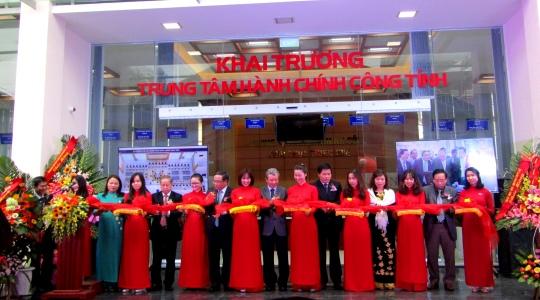 Công ty tổ chức lễ khai trương tại Huế | Khai trương Trung tâm hành chính công tỉnh Thừa Thiên Huế