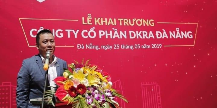 Tổ chức lễ khai trương giá rẻ tại Đà Nẵng I DKRA chính thức khai trương văn phòng tại Đà Nẵng