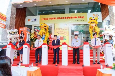 Tổ chức lễ khai trương giá rẻ tại Bình ThuậnI SBH khai trương chi nhánh mới